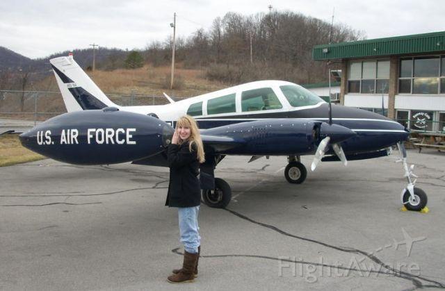 Cessna 310 (N5076A)