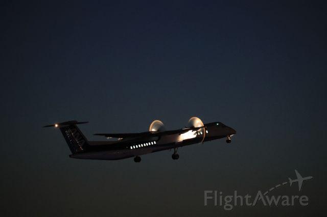 de Havilland Dash 8-400 (JA461A) - November 10th 2018:HKD-CTS.