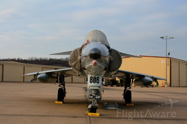 N401AX — - An ATAC Kfir-C2 sits on the TAC Air ramp. This a/c is used as advasary training with the USAF/Navy. This is one of only five airworthy Kfir