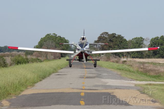 N4216W — - Air Tractor AT-802