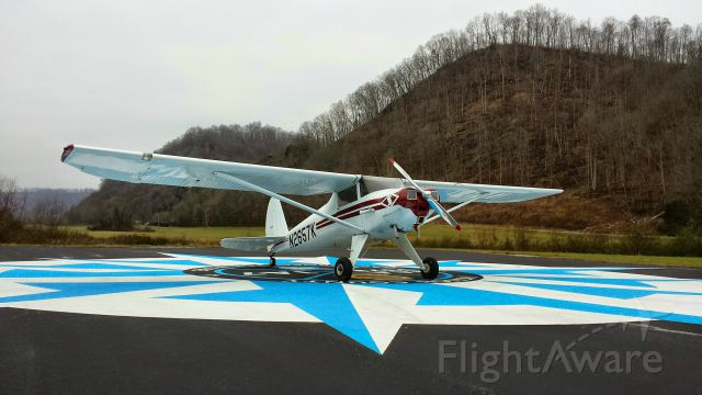 TEMCO Silvaire (N2657K) - At Jackson County airport