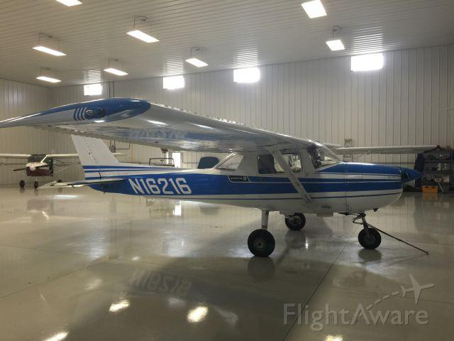 Cessna Commuter (N16216) - Jan 2015