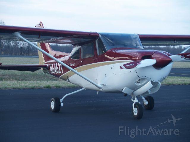 Cessna Cutlass RG (N6462V) - After new paint
