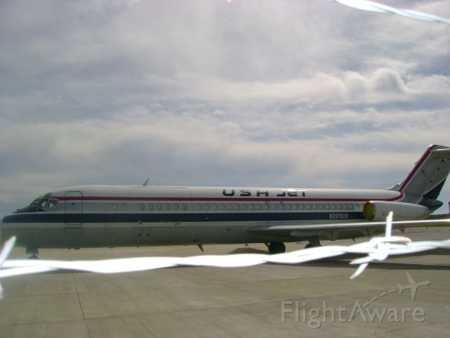 Douglas DC-9-10 (N205US)