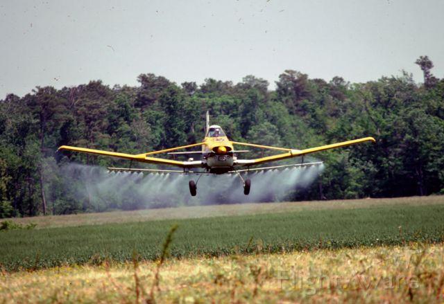 Mooney M-20 (N2154K) - Aerial Application 5-18-1996