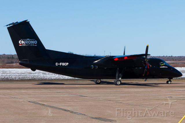 de Havilland Dash 8-100 (C-FGCP)