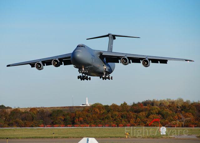 Lockheed C-5 Galaxy — - Encore from last image of this C-5