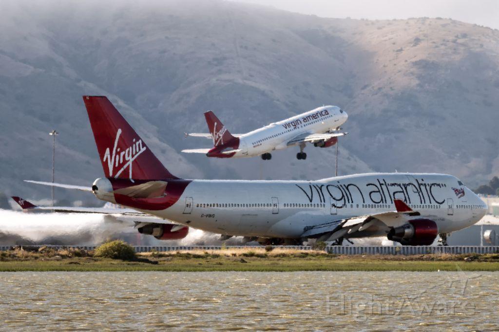 Boeing 747-400 (G-VBIG) - 4th July, 2015