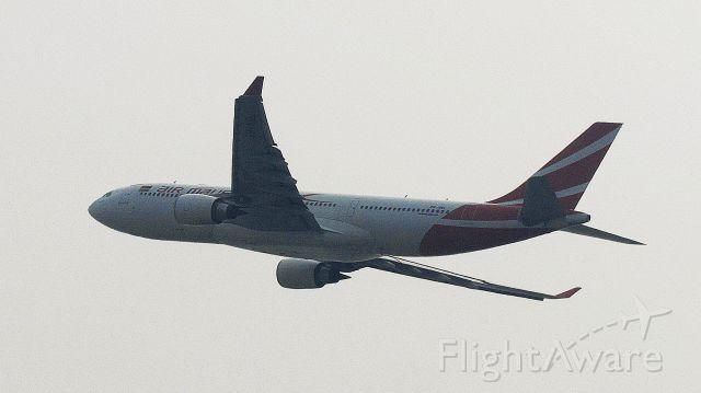 Airbus A340-300 (3B-NBL)