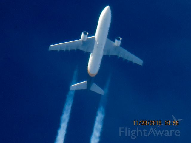 Airbus A300F4-600 (N137UP)