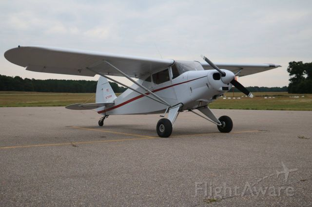 Piper PA-20 Pacer (N7389K) - EAA Chapter 931, Young Eagles Rally