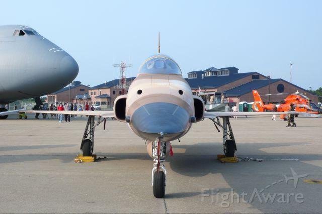 — — - 2007 OTIS Air Show, Navy F-5E with Shark Nose