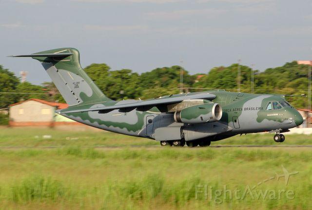 EMBRAER KC-390 (FAB2856) - EMBRAER KC-390 (FAB-2856)