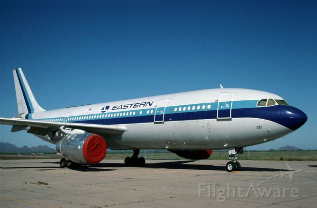Airbus A320 — - A new start up for the old Eastern Air Lines