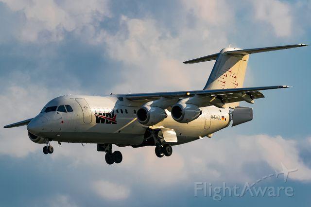 Avro Avroliner (RJ-85) (D-AMGL)