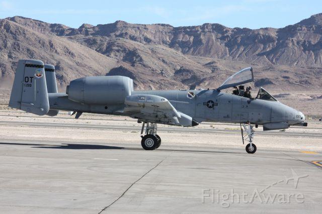 Fairchild-Republic Thunderbolt 2 (AFR79199) - 2014