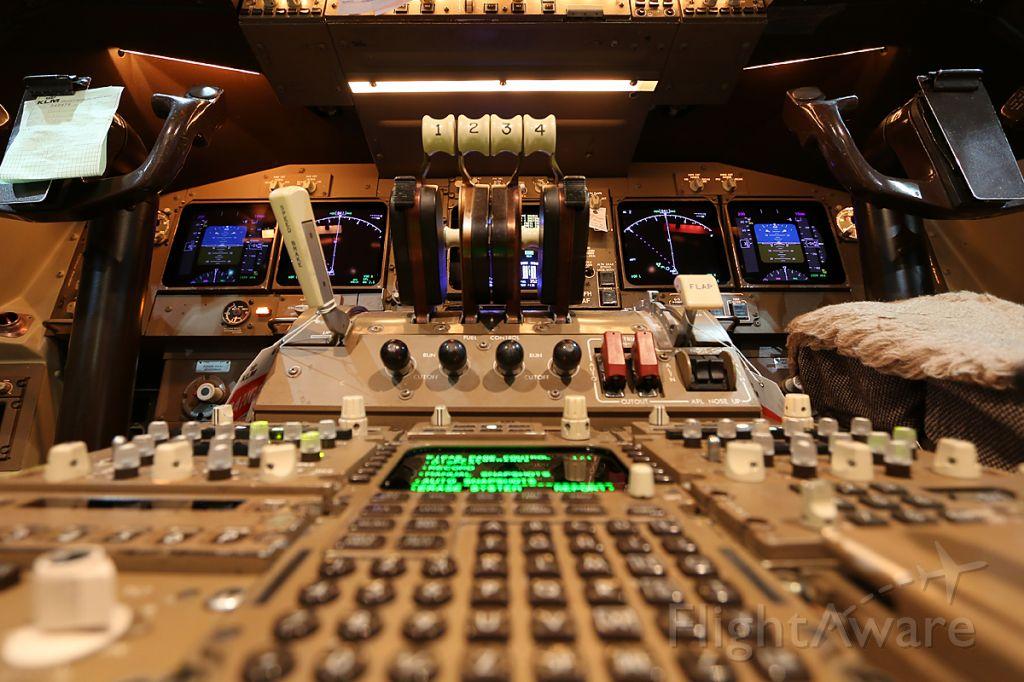 Boeing 747-400 (PH-BFH)