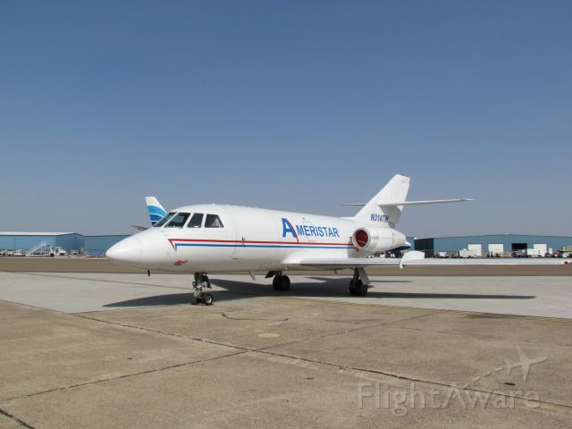Dassault Falcon 20 (N314TW)