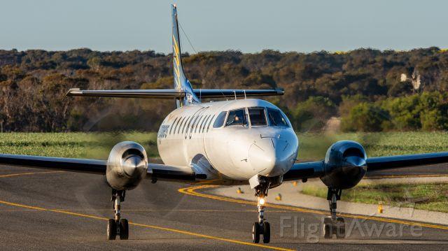 Fairchild Dornier SA-227DC Metro (VH-WBQ)
