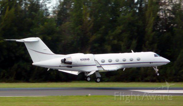 Gulfstream Aerospace Gulfstream IV (N308AB) - Re-registered in 2012 as N800AR.
