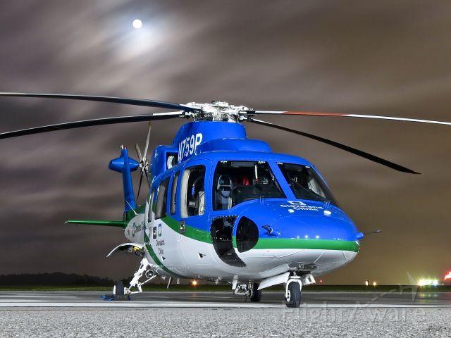 Sikorsky S-76 (N759P)