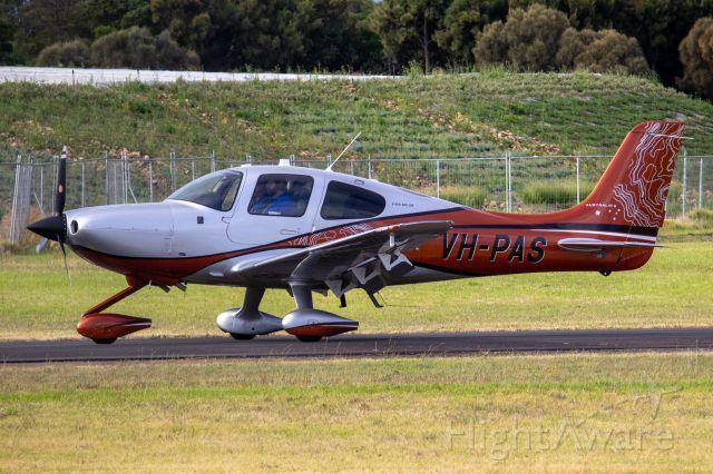 Cirrus SR-22 (VH-PAS)