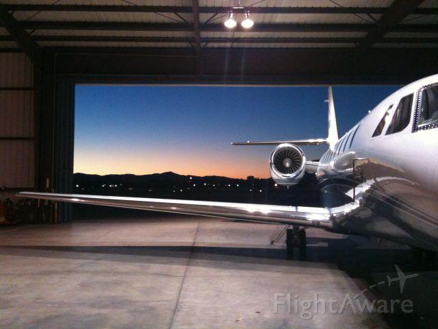 Cessna Citation Sovereign (N930MG)