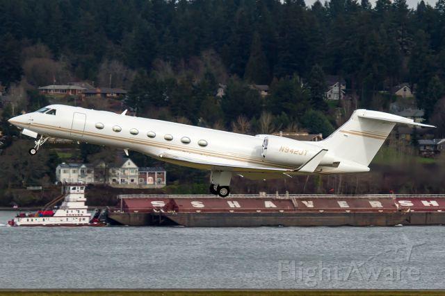 Gulfstream Aerospace Gulfstream V (N942JT)