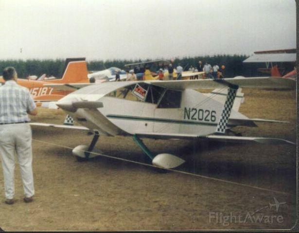 Cessna Skylane (N2026) - Evergreen Airport, Vancouver WA.  Mid-Seventies.