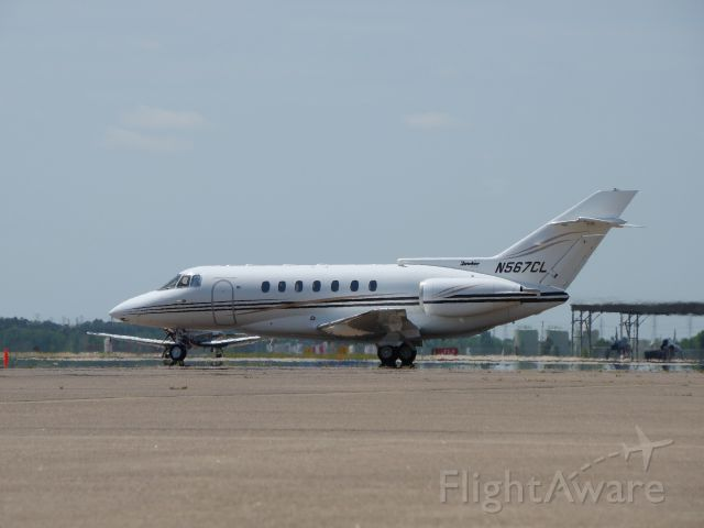 N567CL — - Hawker 1000 one of 50 made.