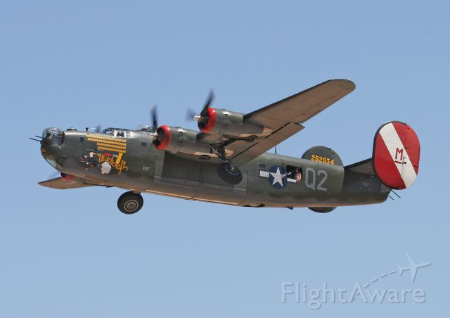 Consolidated B-24 Liberator (N224J) - ex-RAF Liberator GR VI KH191