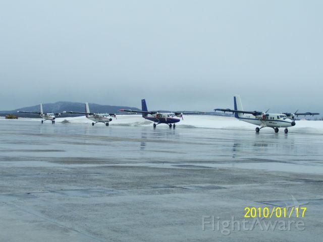 De Havilland Canada Twin Otter (C-GJDE) - Twin Otter