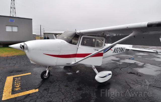 Cessna Skyhawk (N928MA) - at Anson Air