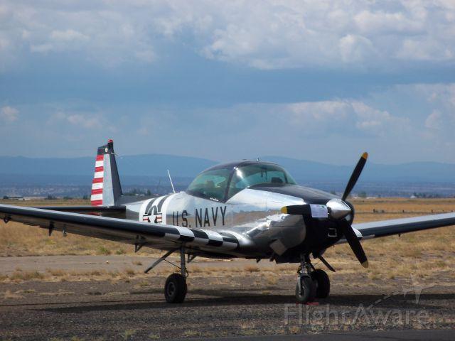 — — - At an airshow