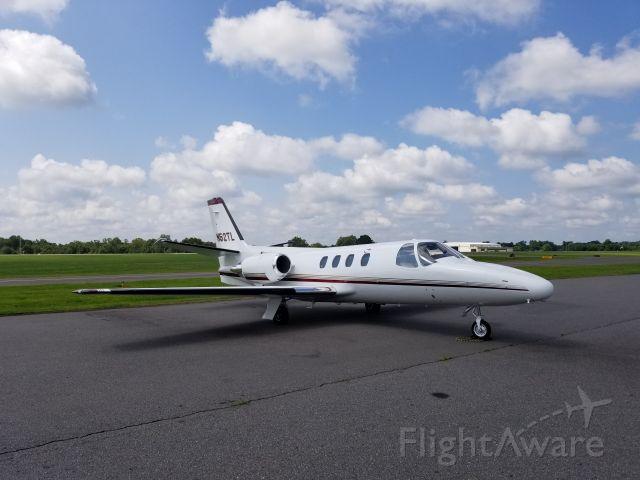 Cessna Citation 1SP (N52TL)