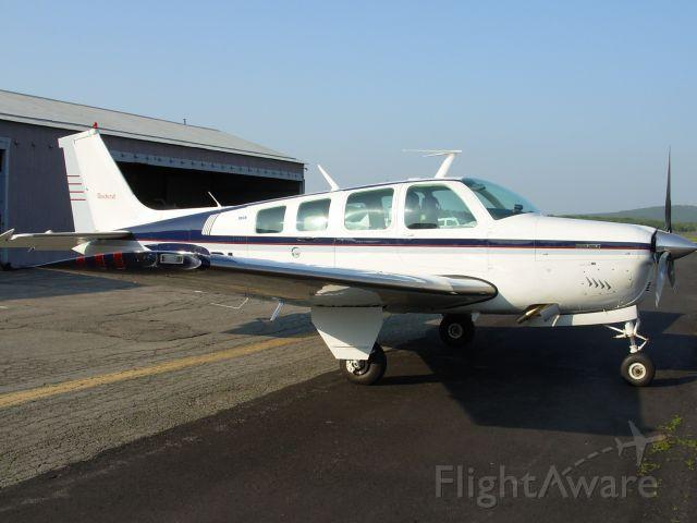 Beechcraft Bonanza (36) (N13BL)