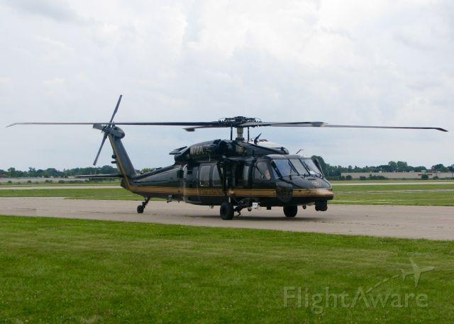 Sikorsky S-70 (N72760) - AirVenture 2016.