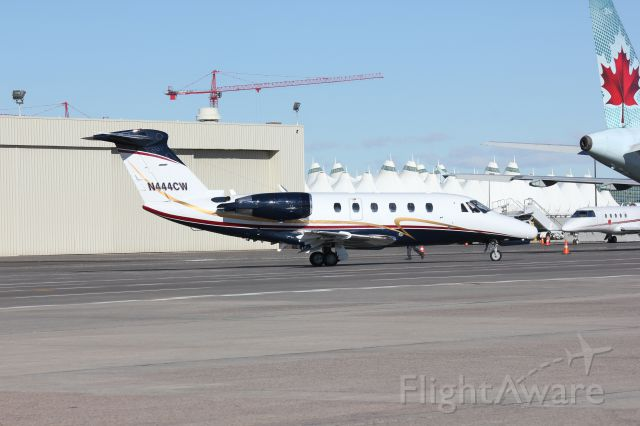 Cessna Citation III (N444CW)
