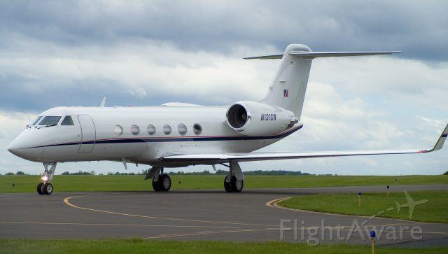 Gulfstream Aerospace Gulfstream IV (N131SW) - Taxi Back