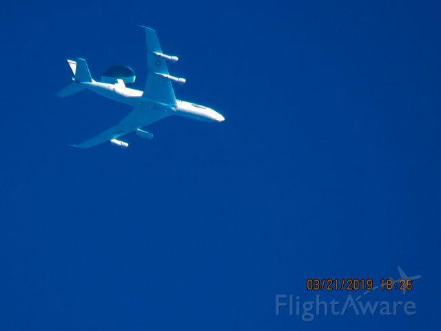 Boeing E-3F Sentry (77-0356)