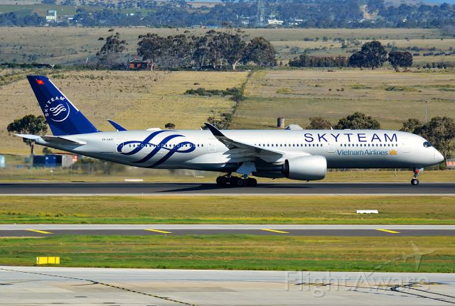 Airbus A350-900 (VNA897)