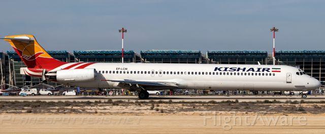 McDonnell Douglas MD-82 (EP-LCM)