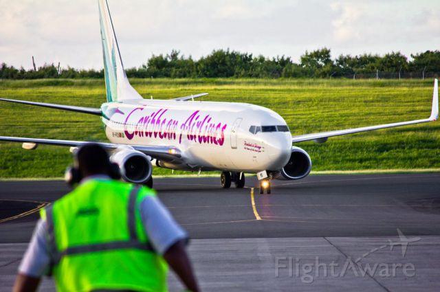 Boeing 737-800 — - Caribbean Airlines - Air Jamaica
