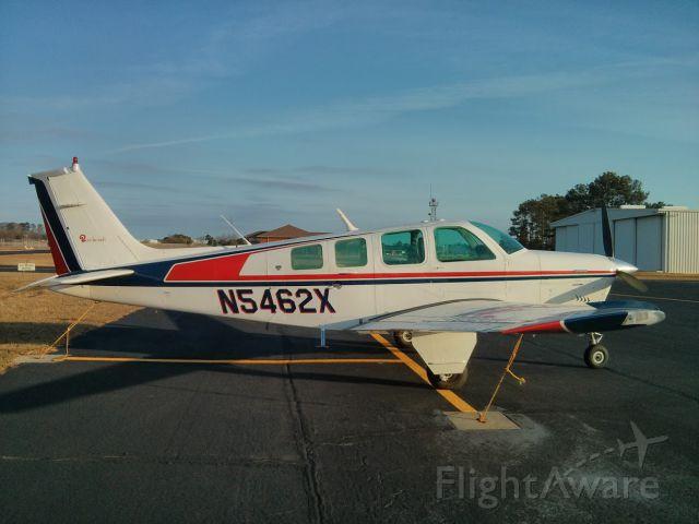 Beechcraft Bonanza (36) (N5462X)