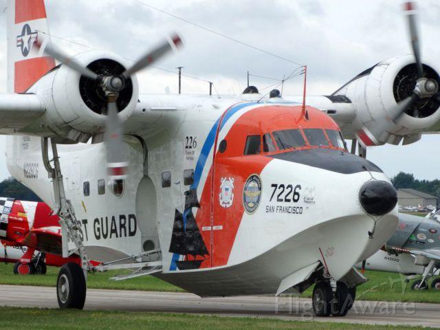 Grumman HU-16 Albatross (N226CG) - 1953 HU-16B