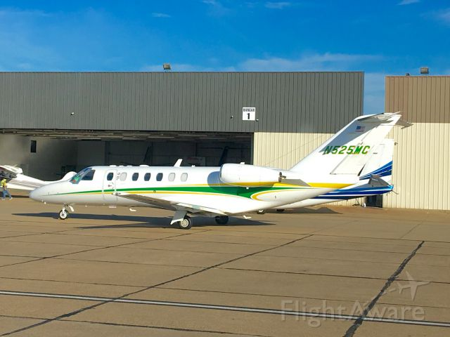 Cessna Citation CJ3 (N525MC)