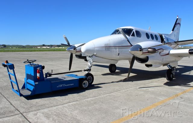 Beechcraft King Air 90 (N12GJ)
