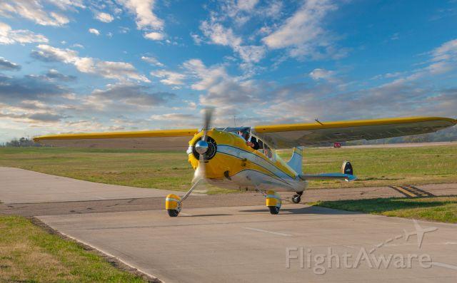 Cessna LC-126 (N1080D) - Cessna 190 Businessliner