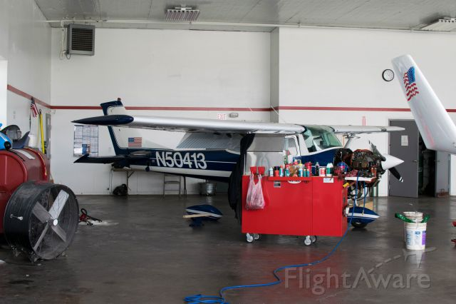 Cessna Commuter (N50413)