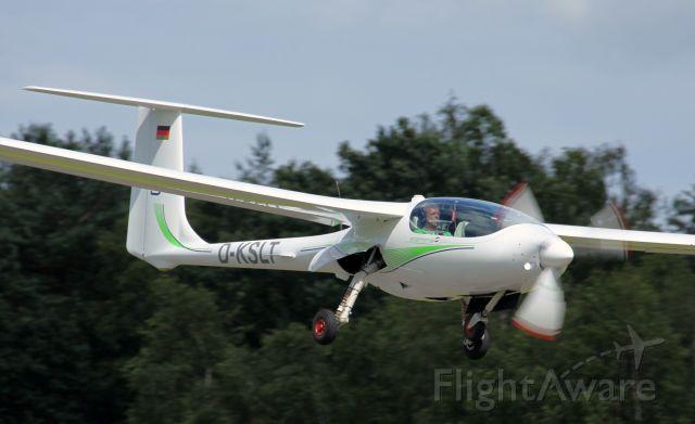 STEMME TG-11 (D-KSLT) - FLY IN ZWARTBERG WITH A STEMME S6
